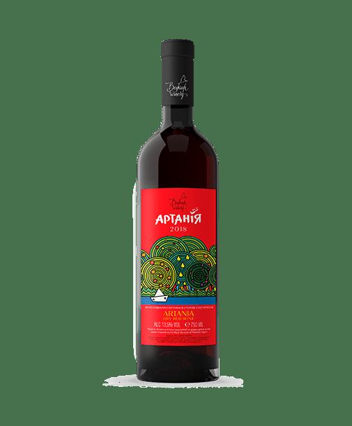 Вино Бейкуш Артанія