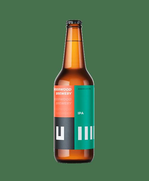 Пиво Underwood IPA