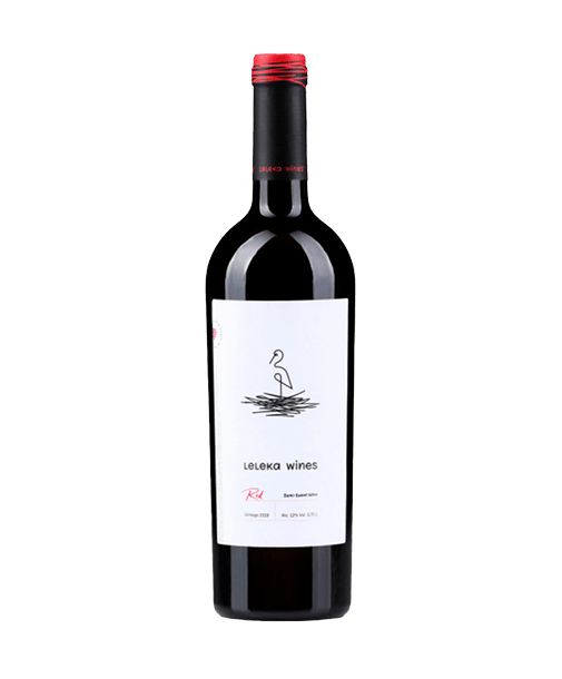 Вино Leleka Wines Червоне
