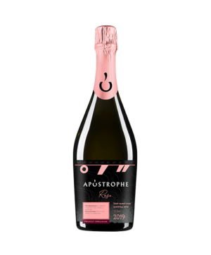 Вино APOSTROPHE Ігристе